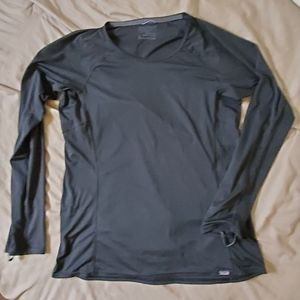 Patagonia Black Long Sleeve M
